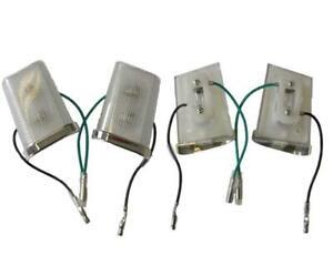 DAC1831/2 JAGUAR DAIMLER INTERIOR LAMPS (PAIR) FIT XJ6 XJ12 SERIES 1 & 2