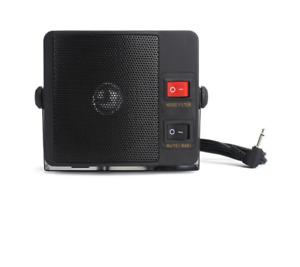 Heavy Duty TS-750 3.5mm Jack External Speaker for YAESU ICOM KENWOOD Radio