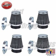 Performance 38mm Air Filter For Chinese GY6 49 50 125cc Moped Scooter (4PSC)