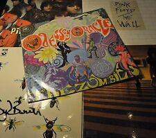 Zombies Odessey  Oracle 1st A1 B1 Mono , Syd Barrett connection plays minty hear