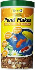 TetraPond 16210 Flaked Fish Food, 6.35-Ounce