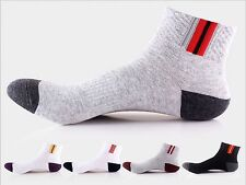 12 Pairs Mens Gym SOCK Trainer Liner Ankle Socks Funky Design Adults Sports 6-11