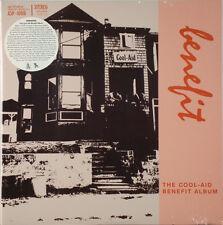 Various – The COOL-AID Benefit Album Sealed 2 LP