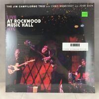 Jim Campilongo - Live At Rockwood Music Hall NYC LP NEW