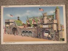 Chicago 1933 Worlds Fair-Irish Village, unused
