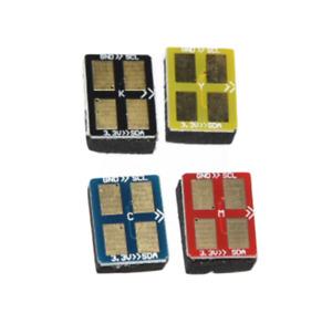CLP-K350A CLP-C350A CLP-M350A CLP-Y350A Toner Chip for Samsung CLP-350/CLP-350N