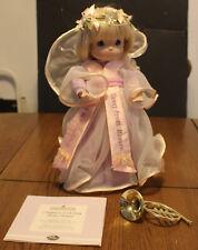 Precious Moments Angel Porcelain Doll