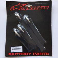 NEW Alpinestars MX Boot Spares - Tech 8 (2015 on.) Strap Kit - Black