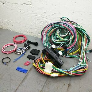 69 - 77 Ford Mercury Maverick and Comet Wire Harness Upgrade Kit fits painless