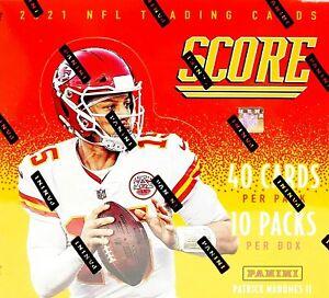 Panini 2021 Score NFL Football #301 - 400 YOU PICK! Plus Inserts , Parrallels