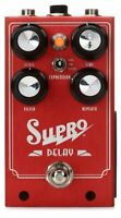 NEW SUPRO DELAY GUITAR EFFECTS PEDAL w/ FREE US SHIPPING