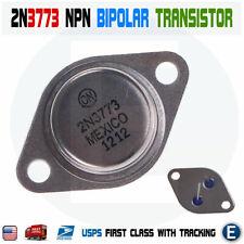 2n3773 Power Transistor Npn Bipolar Audio 16a 140v 150w To 3 Usa
