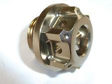 Bouchon de Remplissage d'huile CNC titane Suzuk GSF 600 650 1200 1250 BANDIT DR boitiers DL650 R1A5