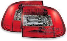 Juego de Pilotos Traseros LED Porsche Cayenne Rojo / Cromado