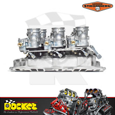 Stromberg Direct Linkage Kit suit 6x2 Edelbrock Carburettors - STROM9261-D