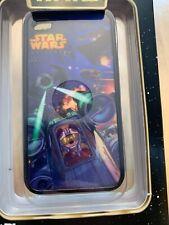 WDW Star Wars Weekends 2013 LE 300 Mickey Mouse X Wing Pilot Luke iPhone Case 4S