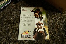 PREAKNESS PROGRAM 2014- CALIFORNIA CHROME PLUS BLACK EYED SUSAN PROGRAM