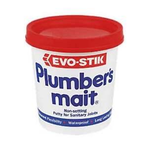 BOSTIK EVO STIK PLUMBERS MAIT NON SETTING PUTTY 750g QUICK LEAK REPAIR