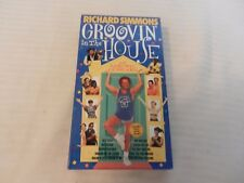 Richard Simmons Groovin' In The House VHS Tape 1998 Goodtimes Video
