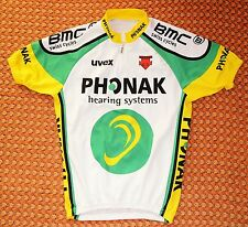 Phoonak, Vintage cycling Jersey by Descente, Mens Large. BMC Racing