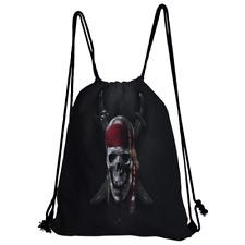 Pirates of the Caribbean Rucksack Hipster Beutel Tasche Sportbeutel p27 w2066