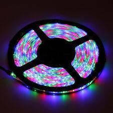 Tira led RGB 3528 SMD 60 led/metro- Tira de 5mt-Flexible 12V