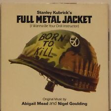 "FULL METAL JACKET 'I WANNA BE YOUR DRILL INSTRUCTOR' UK PICTURE SLEEVE 7"" SINGLE"