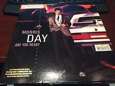 "MORRIS DAY ARE YOU READY 12"" PRINCE 1988 WARNER BROS 9 21118-0 DJ PROMO"