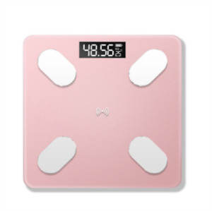 Bluetooth Body Fat Scale Scale Smart Electronic Scales Bathroom Weight Scale
