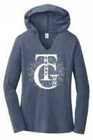 Trust God Religious Ladies Hoodie T-Shirt Christian God Prayer Faith Religion