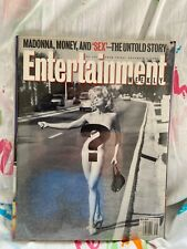ENTERTAINMENT WEEKLY MADONNA: 1990, 1991, 1992 /never had a label
