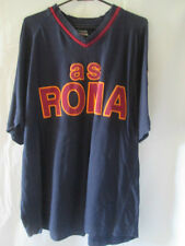 Roma 2000 Training Leisure Football Shirt Extra Large /9962