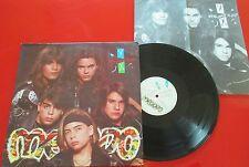 """MENUDO """"No me corten el pelo"""" RARE & SCARCE 1990 LP Venezuela w/ INSERT!"""