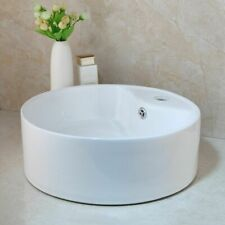 Wash Basin Lavatory Sink Set Bathroom Water Drain Contemporary Toilet Accessory
