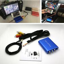 DC 12V Auto Mirror Link Box iOS Android Telefon Auto Monitor AV IN mit Kabel