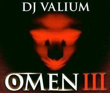 DJ Valium Omen III (2000) [Maxi-CD]