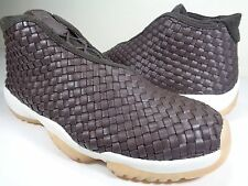 Nike Air Jordan Future Premium LUX Dark Chocolate Brown Gum SZ 12 (652141-219)