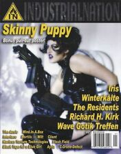 Industrial Nation #21 (Magazine, 2005) Skinny Puppy, Residents, Mortiis, Iris
