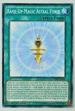 YuGiOh Rank-Up-Magic Astral Force WIRA-EN055 Common 1st Edition x3
