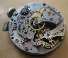 VENUS  MECHANICAL CHRONO WRISTWATCH MOVEMENT with john wanamaker dial