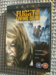Flight Of The Living Dead {DVD 2007}  New & Sealed  FREEPOST