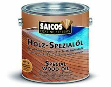 (17,98€/1l) Saicos Holz-Spezialöl 2,5 Liter // 8 Farbtöne