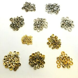 Screw Cup Washers, Surface Fix -Countersunk For Screw Sizes-No.4,6,8,10,12 & 14