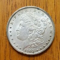 1903 Morgan Dollar AU-BU**** Check It Out!  KM# 110 #AA485-9