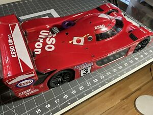 HPI Super Nitro RS4 with Toyota GT-One Body and Two Speed Transmission