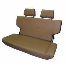 """1966-1977 Early Ford Bronco Fold and Tumble Rear Bench Seat 40"""" Spice, Nice! New"""
