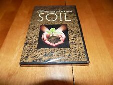 The WONDER of CREATION SOIL Day of Discovery Biblical Study Solis Dirt DVD NEW