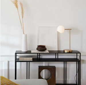 West Elm brand new console table