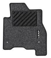 Nissan Genuine Leaf ZE0E Floor Mats Front And Rear - KE7553NL20