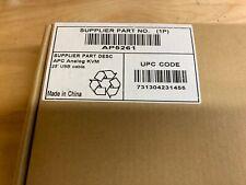 AP5261 APC Analog KVM 25' USB Cable New Open Box